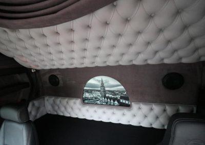 Achterwand foto cabine