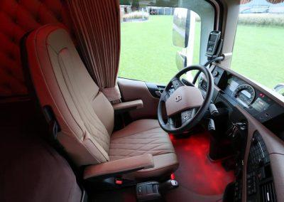 Cabine verlichting volvo vrachtwagen