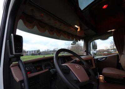 Interieur bekleding volvo vrachtwagen