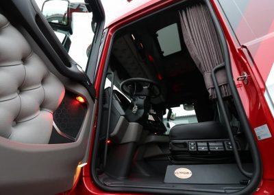 Truckstyling Lunteren custom interior