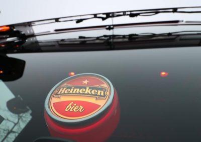 Vrachtwagen sign Heineken