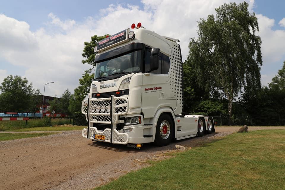 Patrick Thijssen Transport