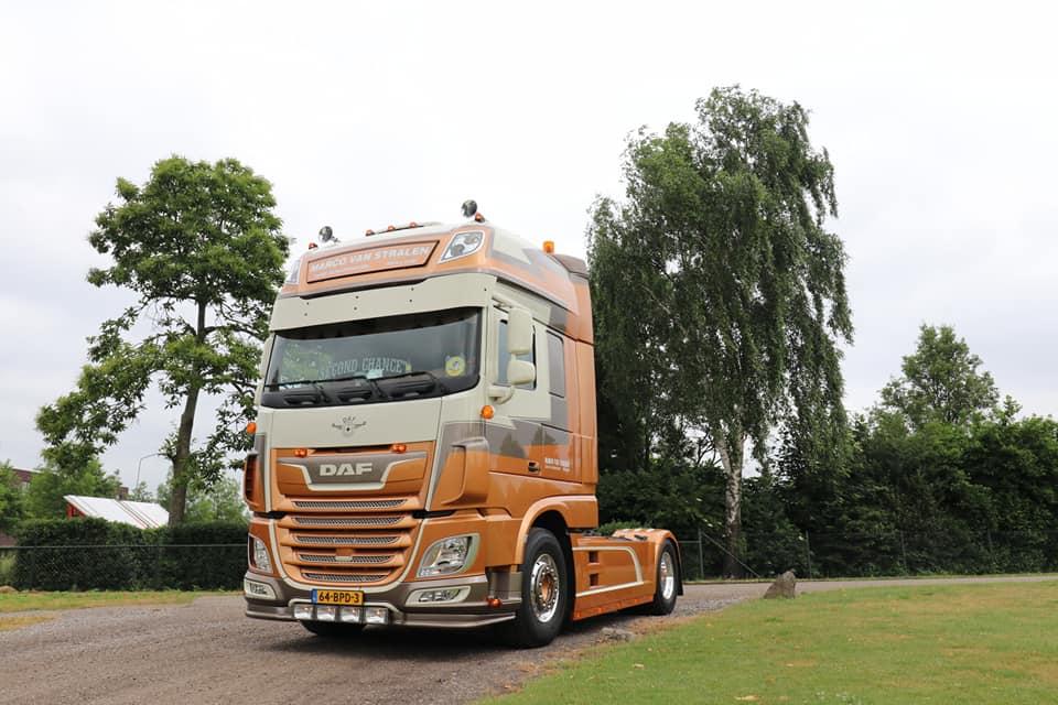 Transportbedrijf Marco van Stralen